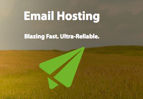 Create a unique and professional email address based on your domain.